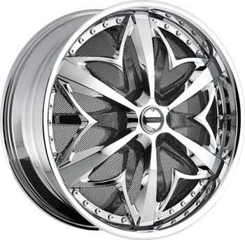 davin ss chrome wheels