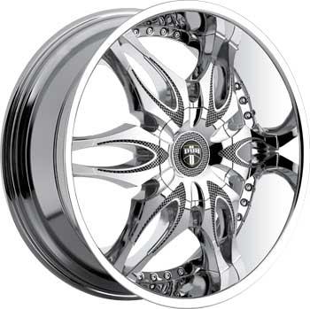 zane venom chrome wheels